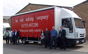 The Used Racking Company Team