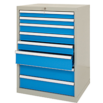 Steel Draw Cabinets