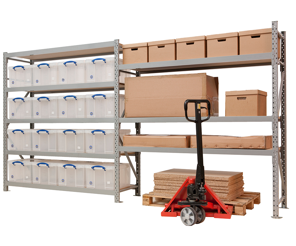 Hand Loaded Warehouse Racking  details